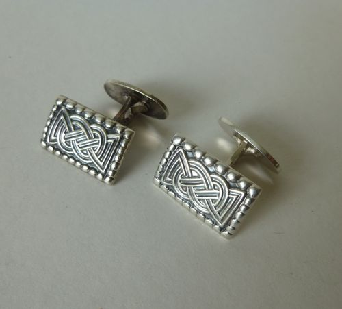David-Andersen Saga series Viking cufflinks