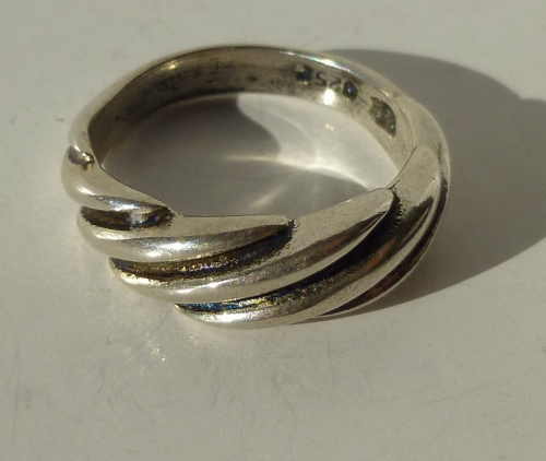 Siersbøl Sterling ring, size N - O