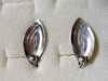 A&K Sterling leaf clips
