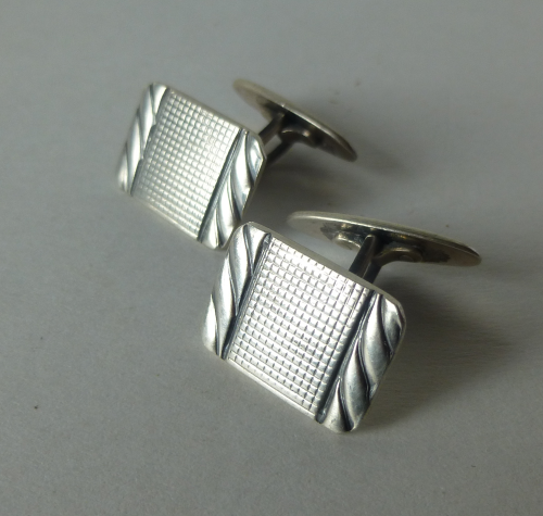 COF Sterling cufflinks