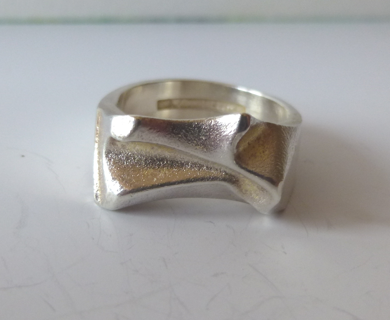 lapponia silver ring