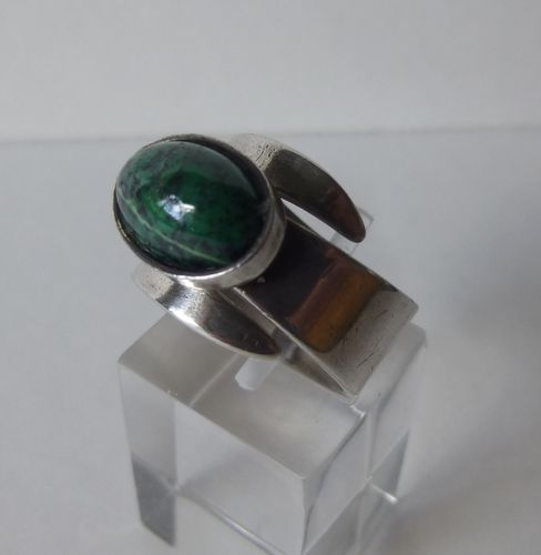David-Andersen Uni's lucky charm ring, size L / 6 (adjustable)