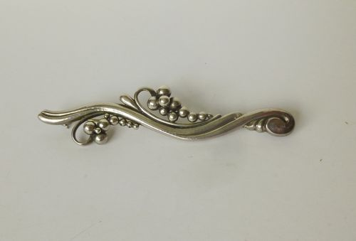 Georg Jensen brooch 275