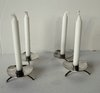 2  Cohr 1950s mini candle holders